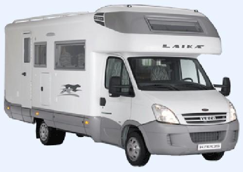 Scheda camper laika kreos 3000 for Laika camper